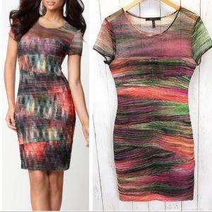 BcbgMaxAzria Donna Sheath Dress Sz M ::Z16